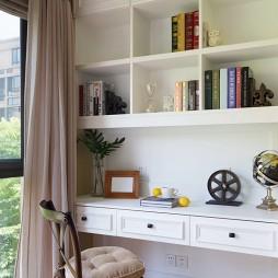 美式风格书房装修