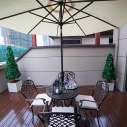 简单欧式阳台设计案例