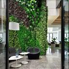 办公楼休息区设计