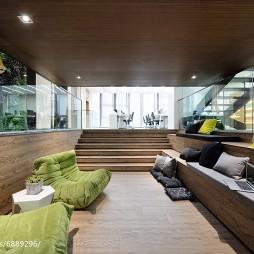 办公空间休息区设计