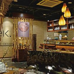 日式餐厅装修