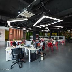 青年创业园办公空间装修