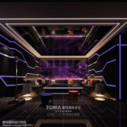 唐玛作品:福州五里亭红派纯k·KTV设计_2365262
