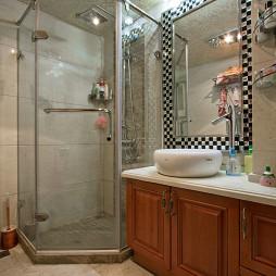 时尚欧式卫浴设计