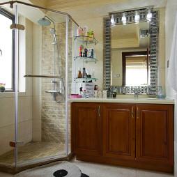 欧式风格卫浴装修