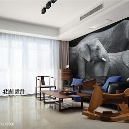 中式風格家居客廳設計
