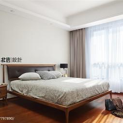 简约中式风格卧室装修