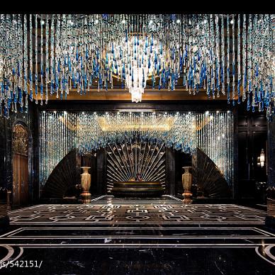 【朗昇国际商业设计】皇朝永利会:娱乐会所的奢魅与回归_2369934