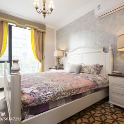 温馨美式风格卧室装修