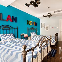 新古典风格儿童房装饰图