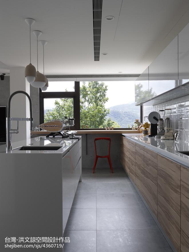 现代风格家居厨房设计