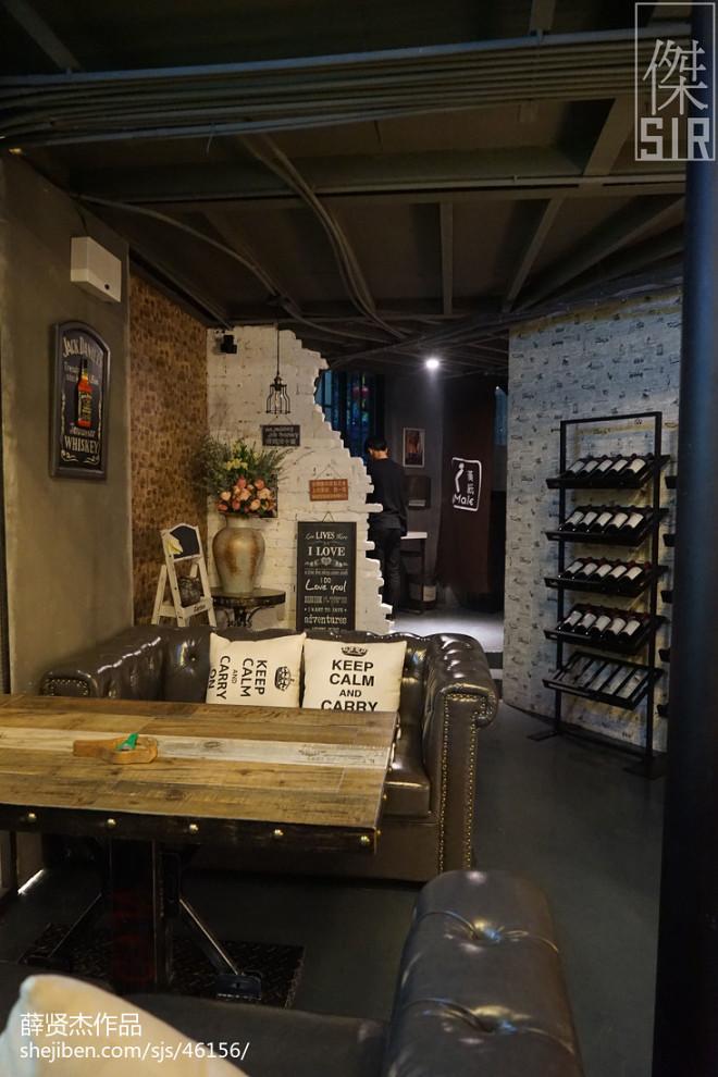 创意咖啡厅室内设计
