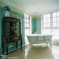 古典欧式风卫浴设计