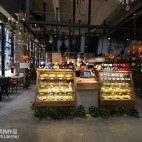 漫咖啡厅礼品区设计