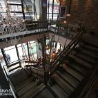 漫咖啡楼梯设计图片