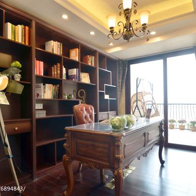 家居新古典风格书房设计
