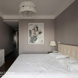 简约三居室卧室设计