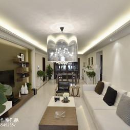 简约风格客厅装修案例