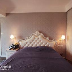 简欧风格卧室设计效果图