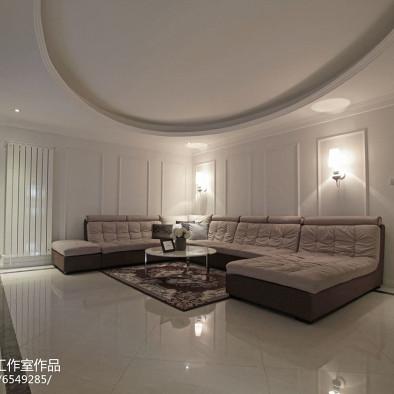 室内住宅设计实景案例—《长庆坊 105㎡