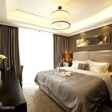 家装现代风格卧室设计