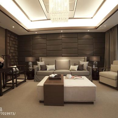 中式风格装饰图
