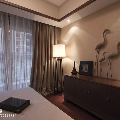 中式风格卧室装饰图