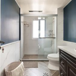 美式风格卫浴设装修效果图