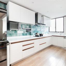家装日式风格厨房装修