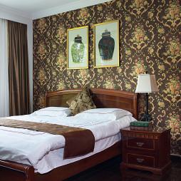 混搭别墅卧室设计图片