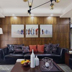 简约三居室客厅设计