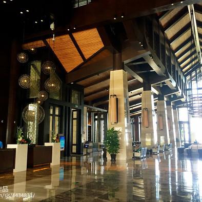 轩栾设计作品---文昌鲁能希尔顿酒店