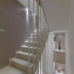 混搭风格楼梯装修