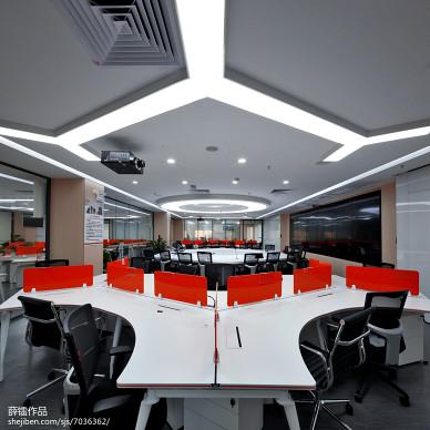 工装写字楼会议室设计