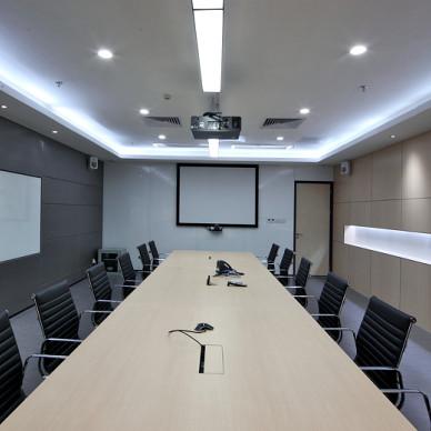 工装公司会议室布置