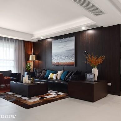 家装简约风格客厅装修效果图