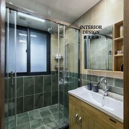 时尚现代风格卫浴设计图