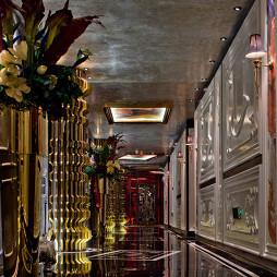 奥斯卡酒店豪华过道设计