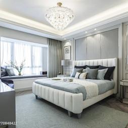 温馨欧式风格卧室装修效果图