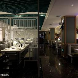 中餐厅过道设计