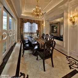 家居新古典风格餐厅设计