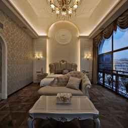 家居新古典风格卧室装修