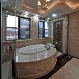 新古典风格卫浴装饰图