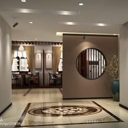 新中式餐饮空间_2395987