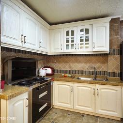家居混搭风格厨房设计