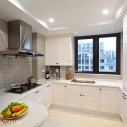 家装美式风格厨房设计