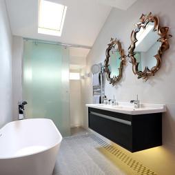 LOFT风格卫浴设计案例