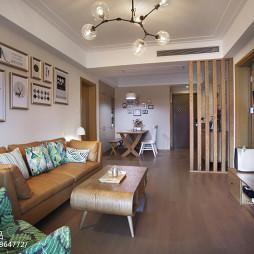 家装现代风格客厅效果图