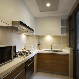 家装现代风格厨房设计案例