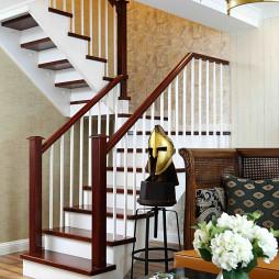 家居混搭风格楼梯设计